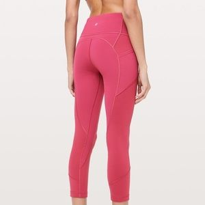 NEW Lululemon All The Right Places Crop